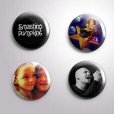 4 The Smashing Pumpkins Billy Corgan Siamese - Pinbacks Badge Button 25mm 1''