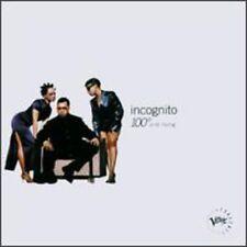 Incognito - 100 Degrees & Rising [New CD]