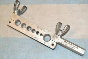 =CRAFTSMAN= 5537CU FLARING TOOL GRIPPER VISE ONLY QUALITY VINTAGE USA TOOL