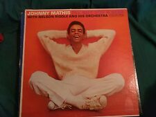 JOHNNY MATHIS I'll Buy You a Star, orig Columbia 6-eye stereo vinyl LP, 1961, VG