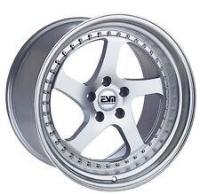 "18"" ESM-011 Wheels 18x10.5 +22 BMW Rims e36 M3 318 318ti 325 328"