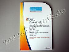 Microsoft Office 2007 Professional MLK - neu, SKU: 269-13719 enthält Access 2007