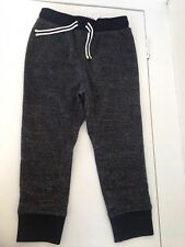 Crewcuts Girls Navy Glitter Sweatpants Size 5 New With Tags