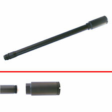 "New Paintball 14"" Tactical Barrel For Tippmann 98 with ④ Muzzle Brake"