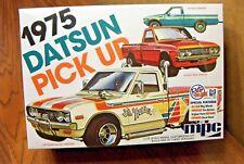 MPC 1975 DATSUN PICKUP TRUCK 1/25 SCALE MODEL KIT (build 1 of 3 versions)
