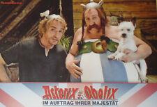 ASTERIX AND OBELIX - God Save Britannia - Astérix et Obélix - Lobby Cards Set