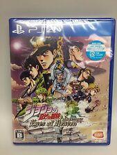 NEW PS4 JoJo's Bizarre Adventure - Eyes of Heaven Bandai namco Japan import game