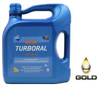 10W-40 ARAL Mega Turboral 1 x 5 Liter / LKW-ÖL / Nutzfahrzeugeöl