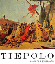 Tiepolo. With Reproductions (Masters And Movements.) by Valentino Crivellato; An