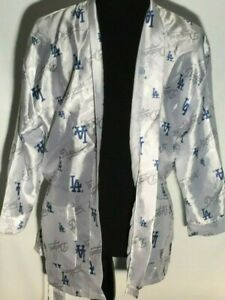 Los Angeles Dodgers MLB Baseball Pro Moves for Women Large Night Gown Sleepwear