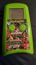 Konami Teenage Mutant Ninja Turtles II Splinter Speaks Handheld Game