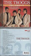"""CD 26T THE TROGGS """"THE SINGLES"""" BEST OF 2000 NEUF SCELLE"""