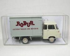 ROBUR LO 2500 Case Robur Motors