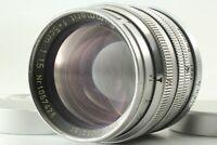 *CLA'd NEAR MINT-* LEICA Ernst Leitz Wetzlar Summarit 50mm f/1.5 L39 LTM JAPAN