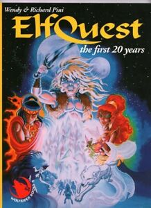 Wolfrider Books/Warp Graphics Elfquest: The First 20 Years Comic Book TPB (1998)