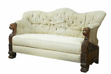Walnut Original Victorian Sofas & Chaises (1837-1901)