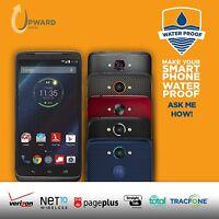 Motorola Droid Turbo (32GB,64GB) Verizon Straight Talk Net10 PagePlus Tracfone