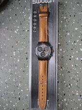 Swatch Chrono *SIRIO* SCM 101 von 1991-92 der kleine Chrono oben links steht