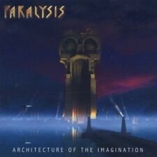 PARALYSIS - Architecture Of The Imagination CD