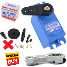 Hitec HS-646WP Analog Waterproof High Voltage Servo w/ Silver Alum Arm / Horn