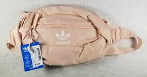 adidas Originals National Waist Bag / Fanny Pack Blush Pink - Free Shipping!
