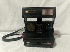 Vintage Polaroid 600 Land Camera Autofocus 660