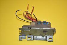 82-92 Chevrolet Camaro Ignition Switch Steering Column OEM  83 84 85 86 87 88 89
