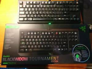 Razer BLACKWIDOW TOURNAMENT EDITION (US/ENG Layout)