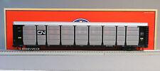 LIONEL SCALE CN 89' AUTO RACK CAR o gauge train carrier automobile 6-29373 NEW