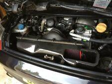 Carbon Airbox für Porsche 996 GT3, Echt Carbon Luftfilterkasten