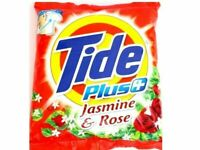 Tide Plus Jasmine Rose Laundry Detergent Powder 200 gram + 20 gram Free.