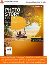Magix Xara Photostory 2017 Deluxe - for PC - (Approved Digital Download)