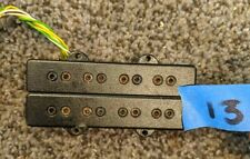Vintage Schaller Jazz Bass style humbucker pickup - 1980's