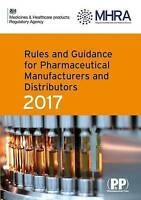 Rules and Guidance for Pharmaceutical Manufacturers and Distributors (Orange Gui
