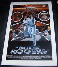Buck Rogers 11X17 Movie Poster Gil Gerard Erin Gray