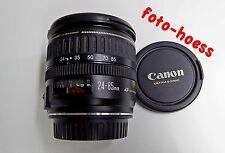 Canon Zoom Lens EF 24-85mm f/3,5-4,5 Ultrasonic