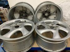 porsche twist 17 inch alloy wheel set 7.5J17 ET52 - 9J17 ET47