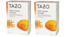 Tazo Herbal Tea Wild Sweet Orange 2 Pack