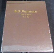 """DANSCO """"7186"""" U.S. PRESIDENTIAL ONE DOLLAR ALBUM. NEW W/ FREE SHIPPING!!!"""