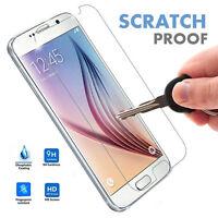 VERRE TREMPE Galaxy téléphone protecteur film protection d'écran Samsung
