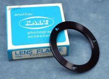 M42 PENTAX LENS FLANGE ONLY, AFTERMARKET NOS - FREE USA DELIVERY