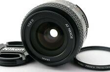 [Near MINT] Nikon AF Nikkor 24mm f/2.8 D Wide Angle Prime Lens from Japan FedEx