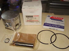 NOS Yamaha Piston Assembly .75 O/S 1981 IT125 3R6-11630-30