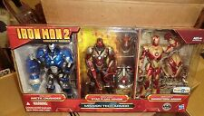 MARVEL IRON MAN 2  TOYS R US EXCLUSIVE MISSION TECH ARMOR  MISB