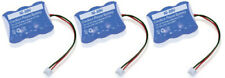 3 Pack Replacement For At&T 4051 Cordless Phone Battery 3.6V 400mAh Ni-Cd