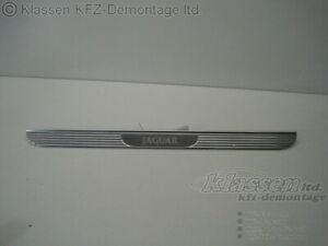 door sill protector front left Jaguar S-Type CCX 01.99-