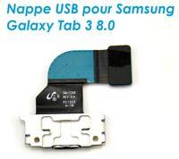 Connecteur de charge Prise USB pour Galaxy Tab3 8.0 SM-T310