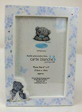 Carte Blanche- Me to You Tatty Teddy Bear- Christening Photo Frame - BN
