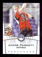 JACOB PARROTT 2013 Leaf *POWER SHOWCASE* World Classic Baseball Card RC