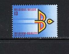 Belgium 1987 Foreign Trade Year Sc 1278 Mnh